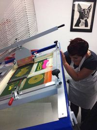 screen-printing-hand-bench-in-portland-oregon