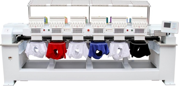Custom Embroidery Machine Portland Oregon