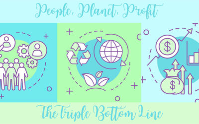 It's All About The Triple Bottom Line!