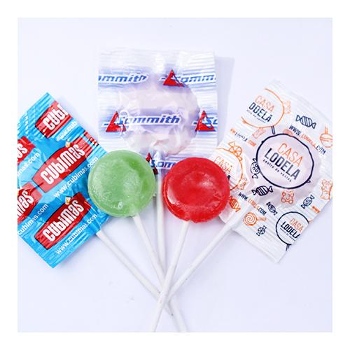 custom lollipops